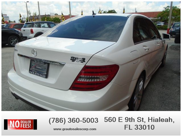 Mercedes-Benz C-Class 2013 price $1,500 Down