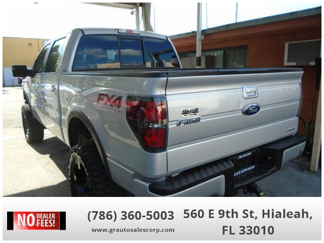 Ford F150 SuperCrew Cab 2012 price $2,500 Down