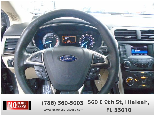 Ford Fusion 2016 price $500 Down