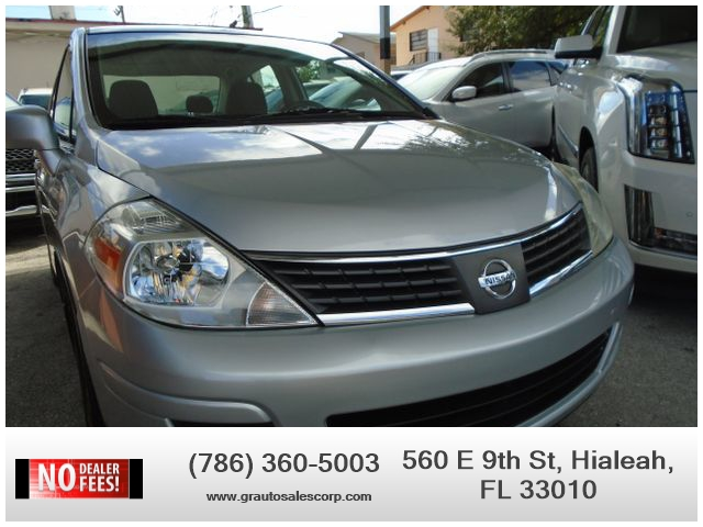 Nissan Versa 2007 price $500 Down