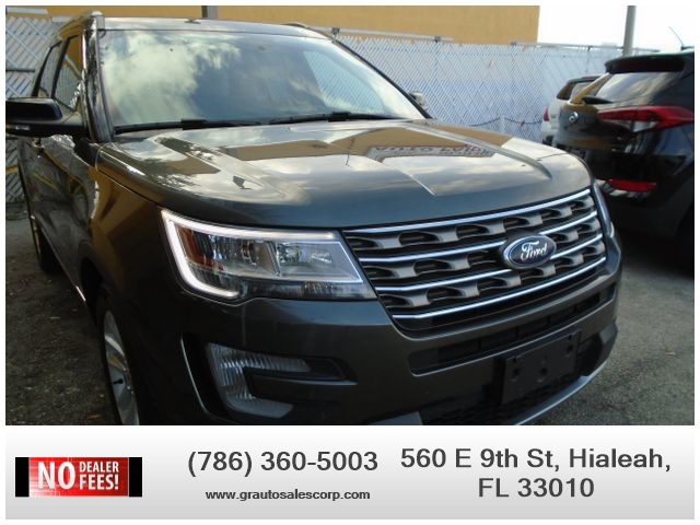 Ford Explorer 2017 price $1,000 Down