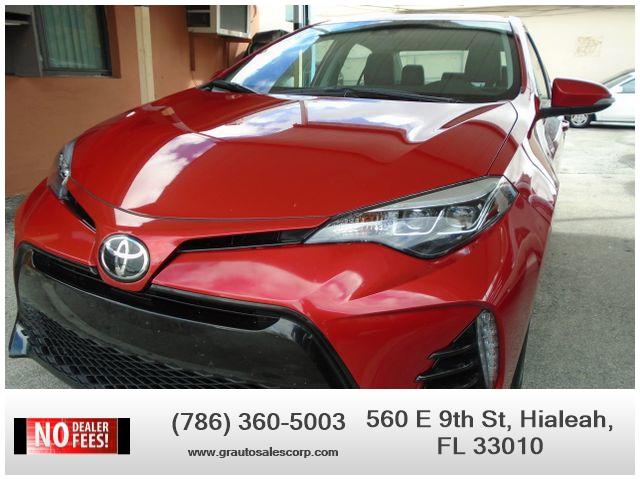 Toyota Corolla 2017 price $1,000 Down