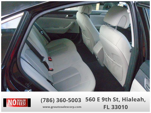 Hyundai Sonata 2017 price $1,000 Down