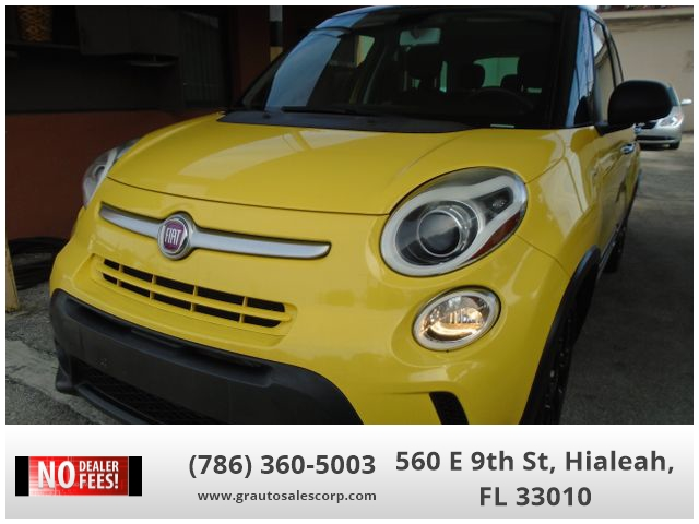 Fiat 500L 2015 price $500 Down