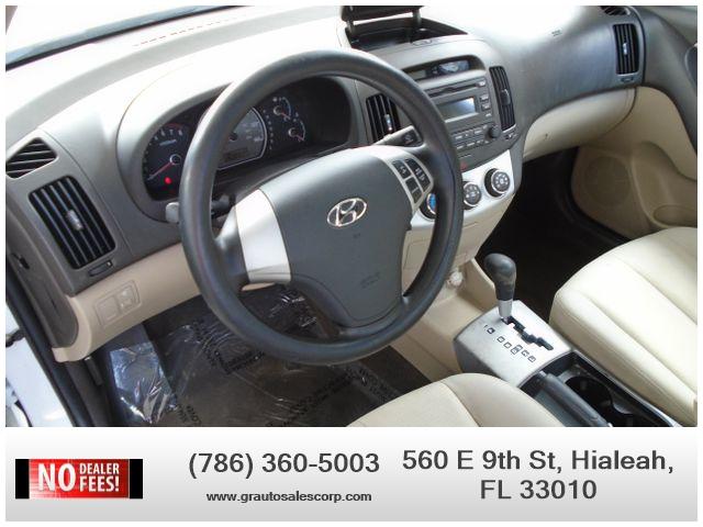 Hyundai Elantra 2008 price $2,795