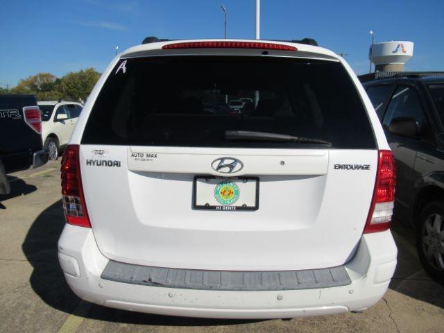 Hyundai Entourage 2008 price Call for Pricing.