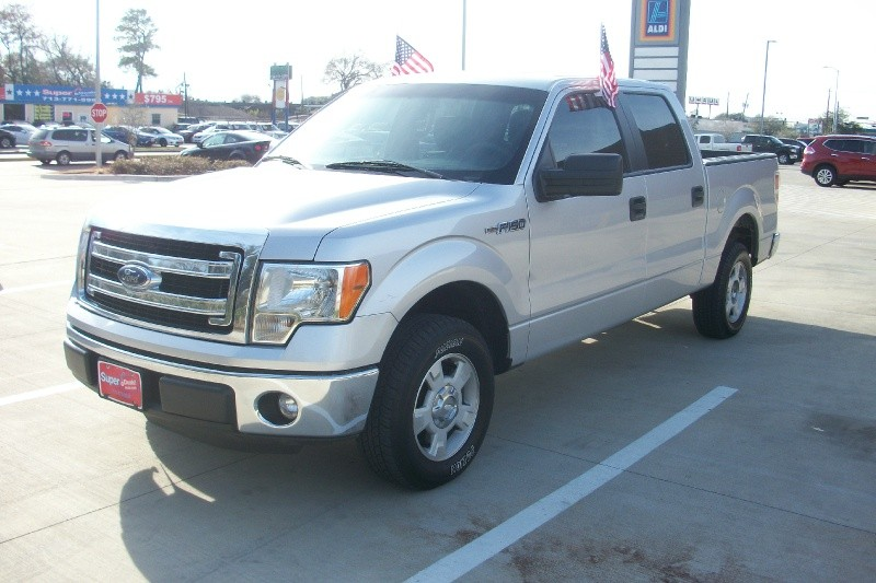 2014 Ford F150