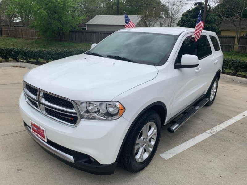 DODGE DURANGO 2013 price $14,998