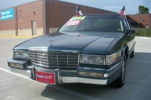Cadillac FLEETWOOD 1992
