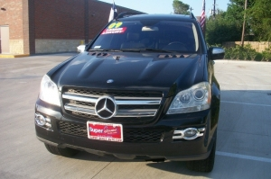 Mercedes-Benz GL 2009