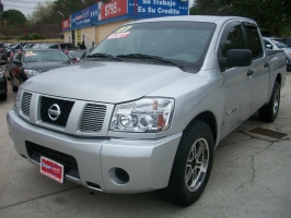 Nissan TITAN 2007