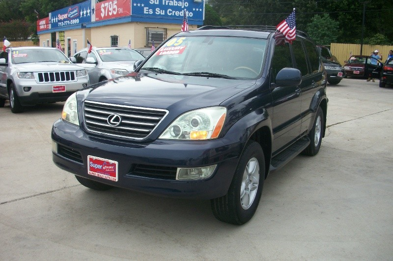 2005 LEXUS GX