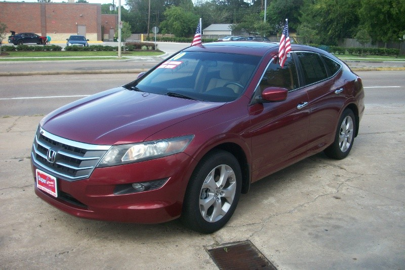 2010 Honda ACCORD CROSSTOU