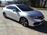 Honda Civic Coupe 2015