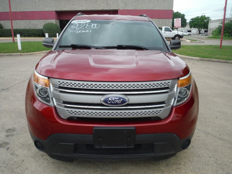 Ford Explorer 2014 price $11,500 Cash