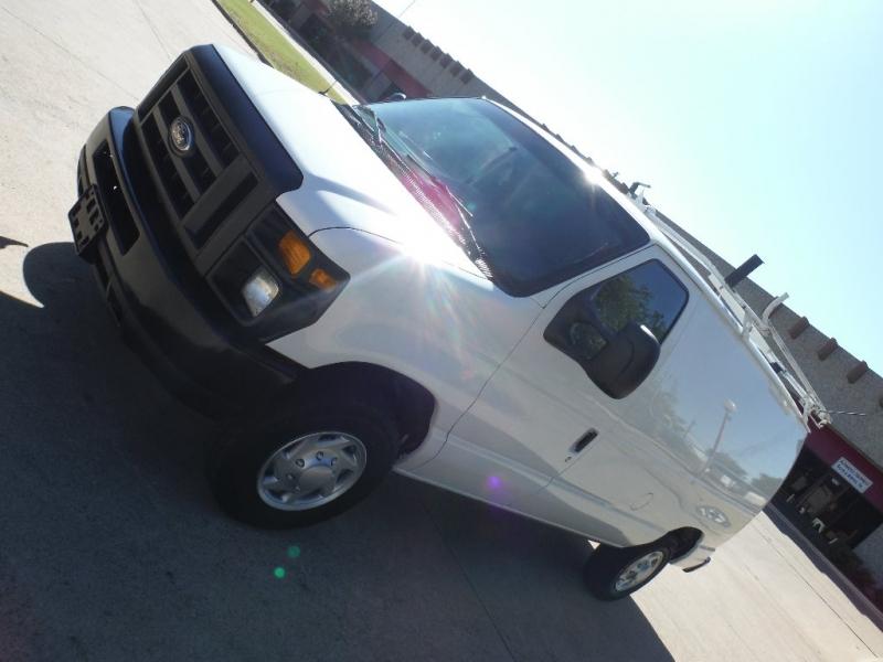 Ford Econoline Cargo Van 2014 price $12,500 Cash