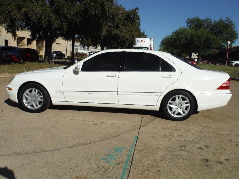 Mercedes-Benz S-Class 2003 price $6,995 Cash