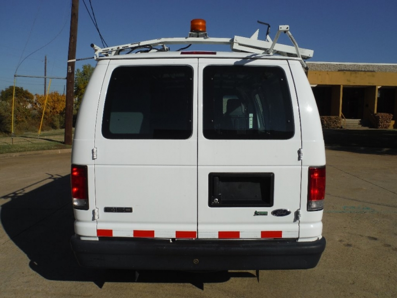 Ford Econoline Cargo Van 2010 price $11,400 Cash