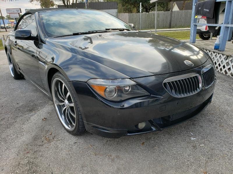 BMW 6-Series 2006 price $6,490