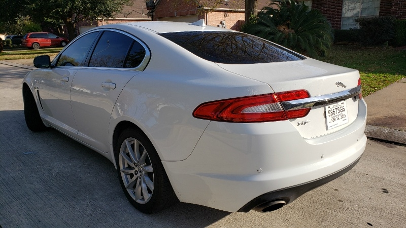 Jaguar XF 2013 price $10,990