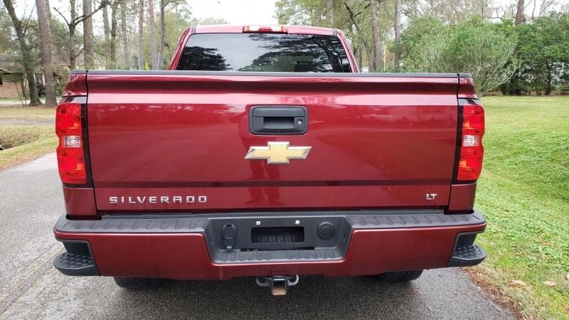 Chevrolet Silverado 1500 2016 price $21,990