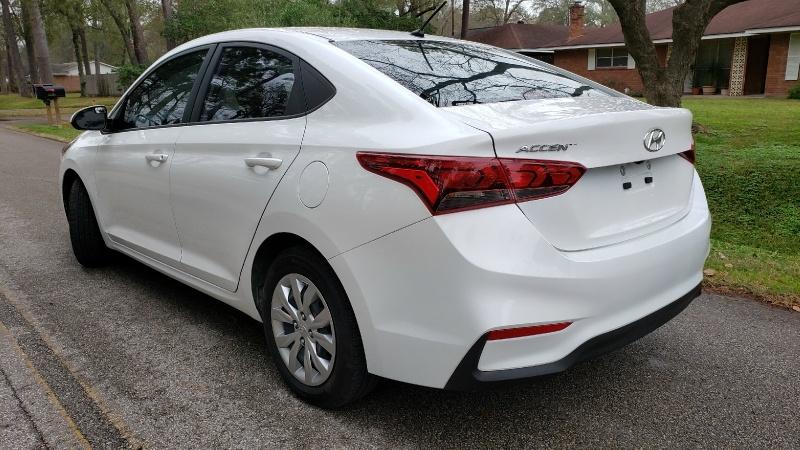 Hyundai Accent 2019 price $10,990