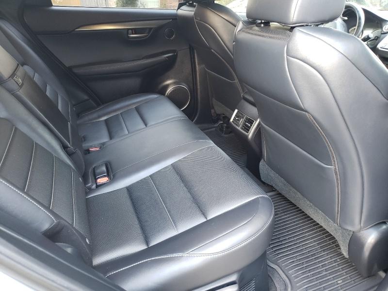 Lexus NX 200t Fsport 2016 price $21,590