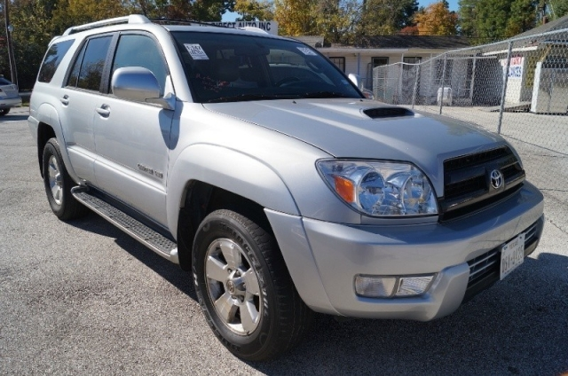 2003 Toyota 4runner 4dr Limited V8 Auto 4wd Us Direct Auto Inc