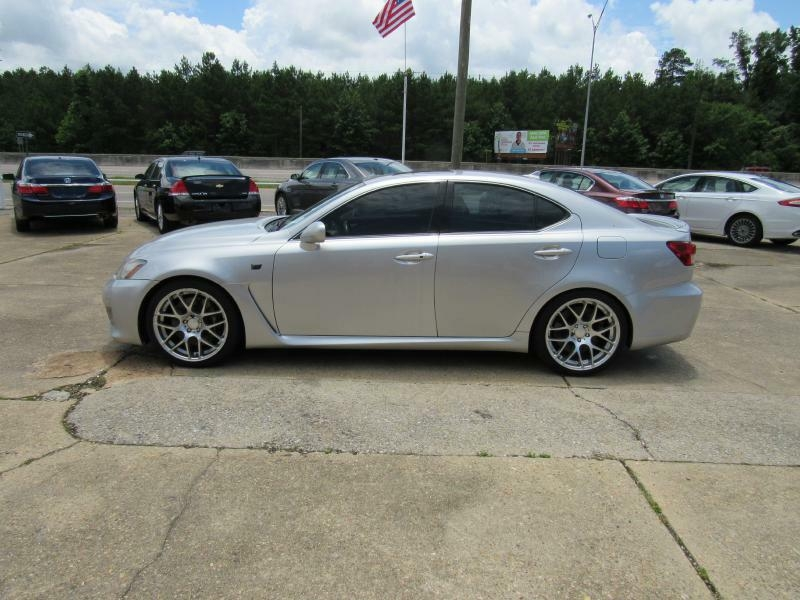 LEXUS IS-F 2008 price $22,000