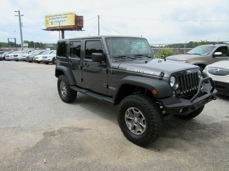 2014 JEEP WRANGLER UNLIMI
