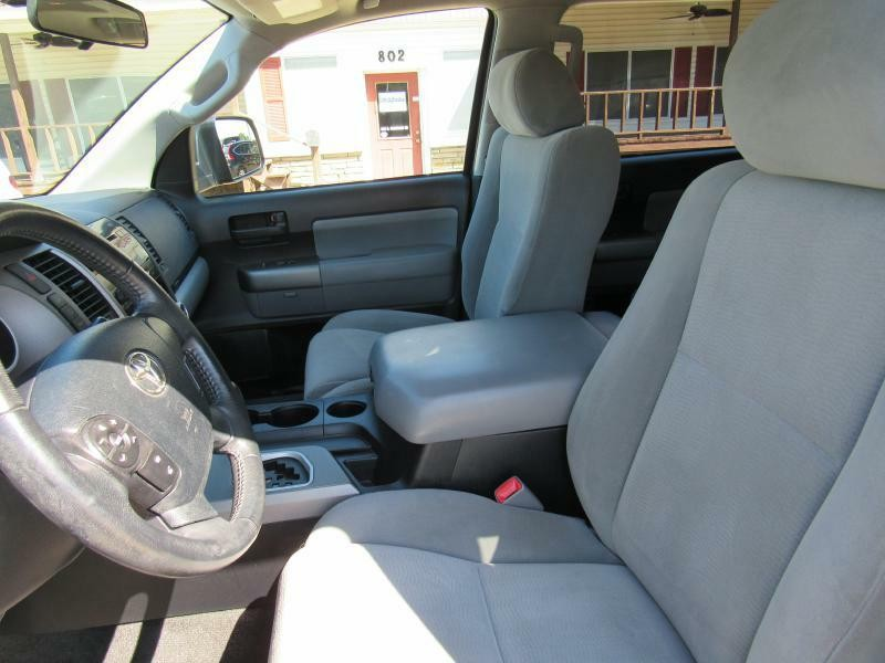 TOYOTA SEQUOIA 2012 price $13,500