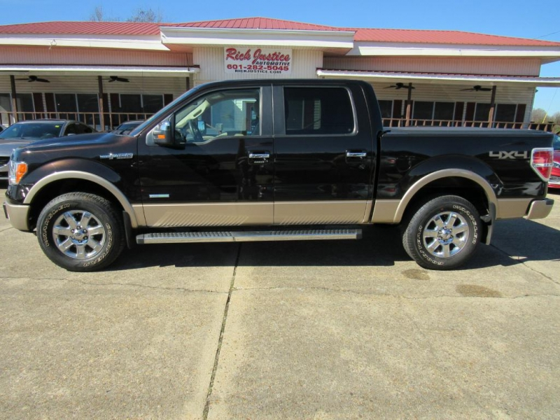 2014 FORD F150 SUPERCREW - Inventory | Rick Justice ...