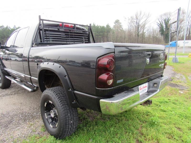 DODGE RAM 2500 2008 price $16,000