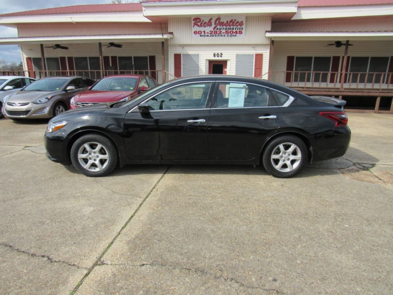 NISSAN ALTIMA 2017 price $17,400