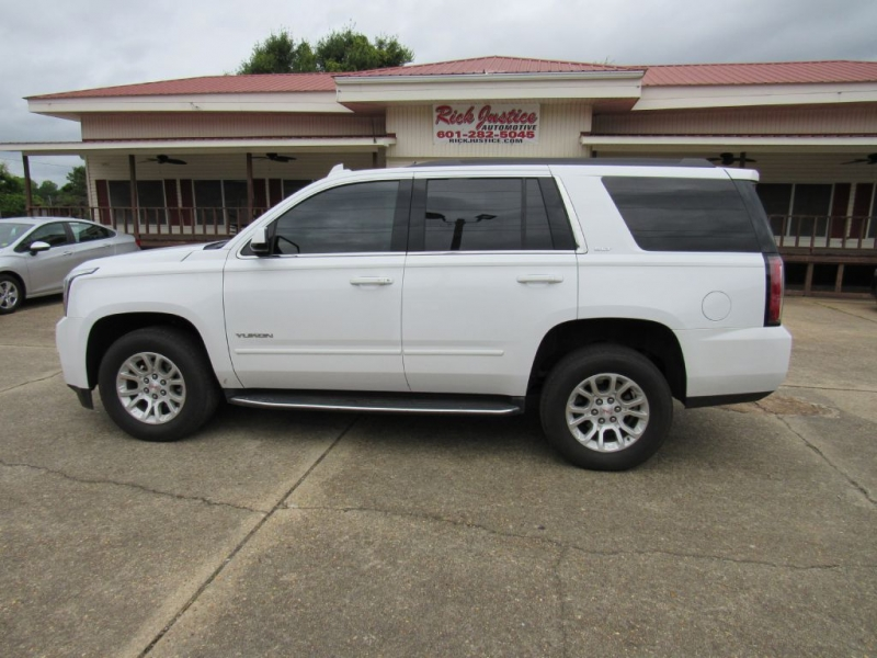 GMC YUKON 2017 price $44,500