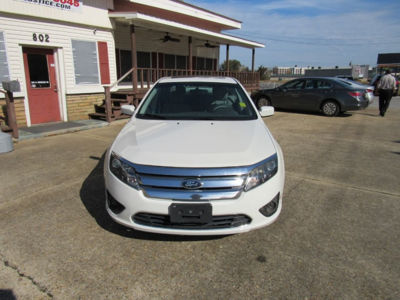 FORD FUSION 2012 price $6,570