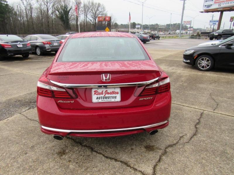 HONDA ACCORD 2017 price $19,500