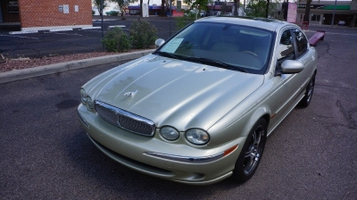 Jaguar X-TYPE 2006