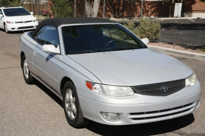 Toyota Camry Solara 2001