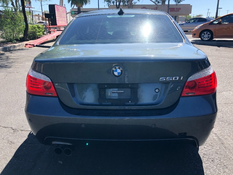 BMW 5 Series 2008 price $8,990