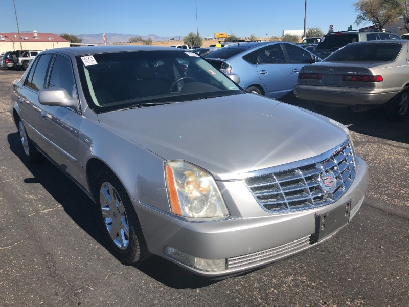 Cadillac DTS 2007 price $4,550