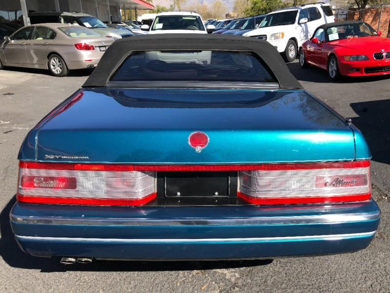 Cadillac Allante 1993 price $7,550