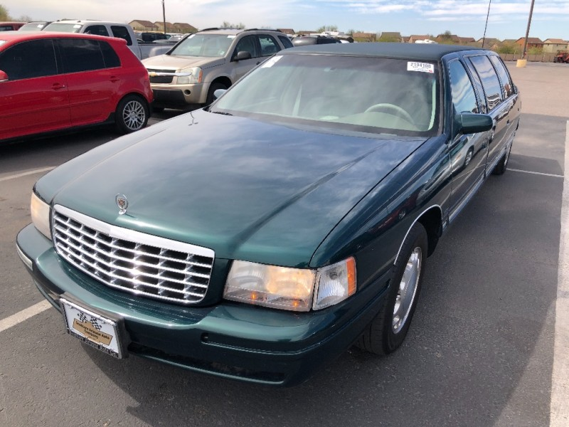 Cadillac Professional Vehicle 1999 price