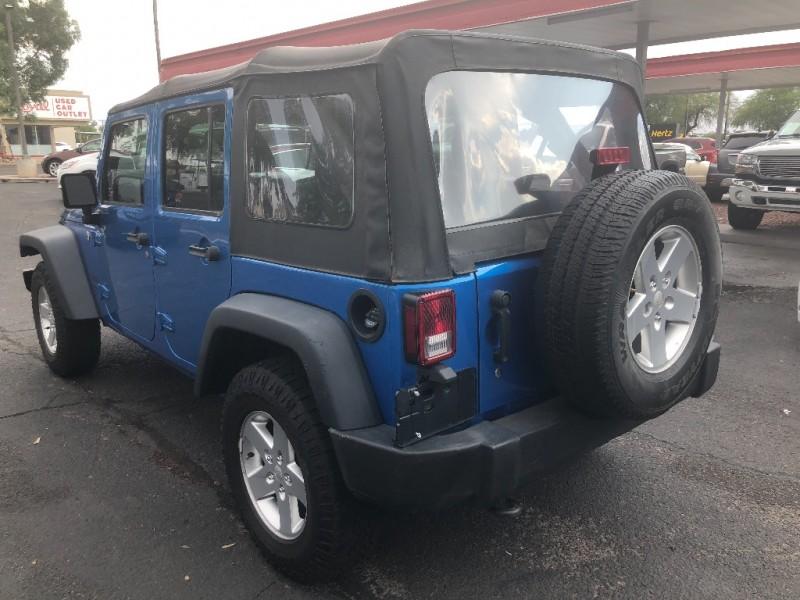 Jeep Wrangler 2016 price $24,990