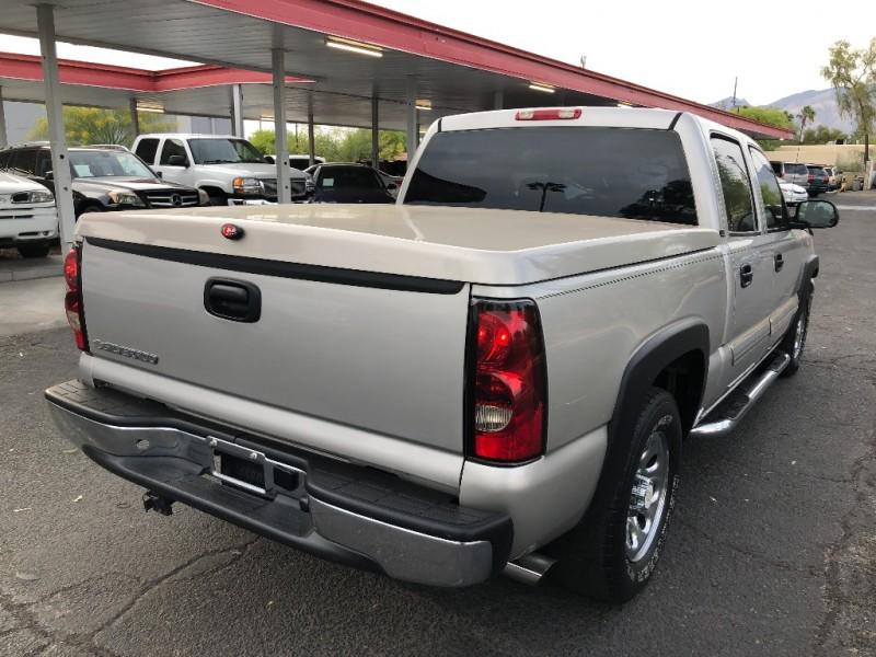 Chevrolet Silverado 1500 Classic 2007 price $9,989