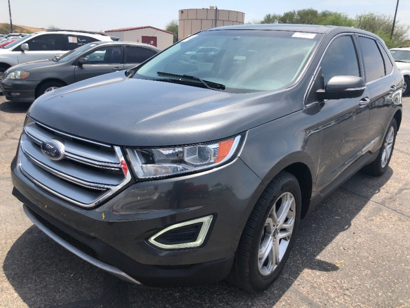 Ford Edge 2015 price $13,486