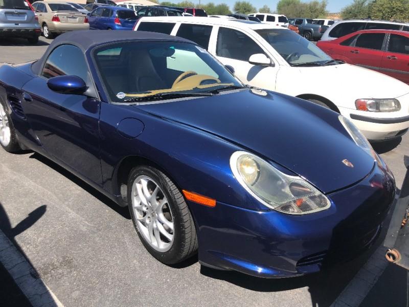 Porsche Boxster 2003 price $8,700