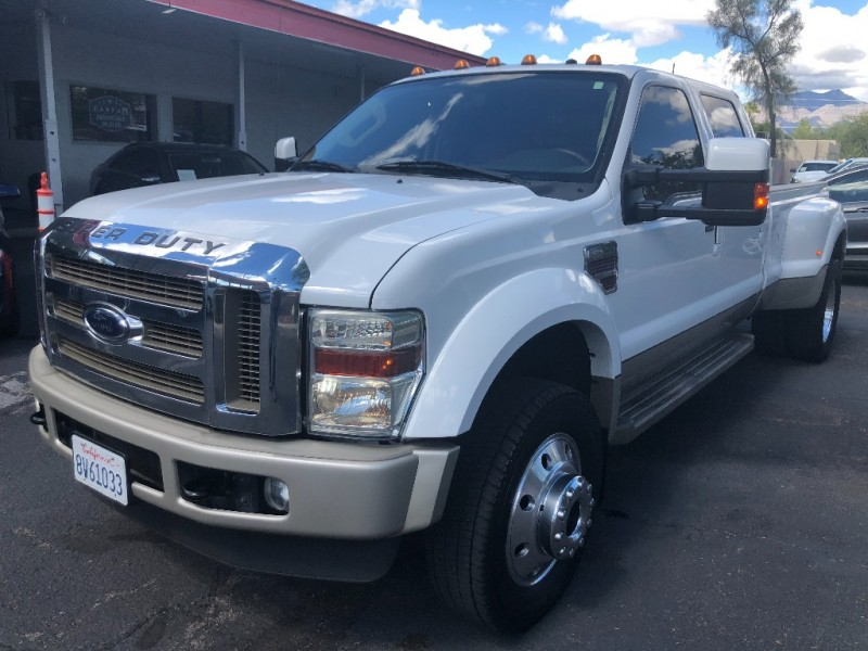 Ford F-450SD 2008 price $31,490
