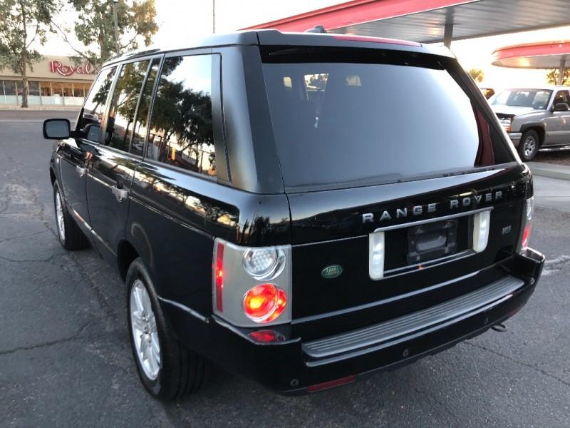 Land Rover Range Rover 2007 price $10,990