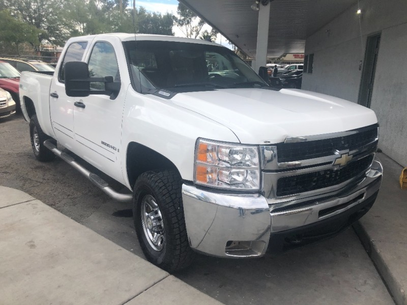Chevrolet Silverado 2500HD 2009 price $13,300